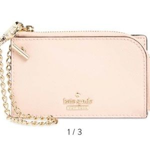 KATE SPADE NY cameron st- ivey leather card case